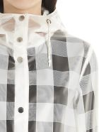 Woolrich 'ws Channel Rubber' Jacket - White