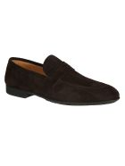 Moreschi Classic Loafers - Brown