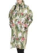 Woolrich Chemung Raincoat - Multicolor