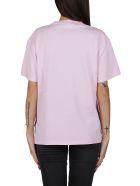 Golden Goose Logo T-shirt - Pink