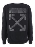 Off-White Sweatshirt - Black