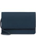 Jacquemus Riviera Leather Mini-bag - blue