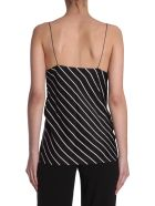Haider Ackermann Striped Top - NERO