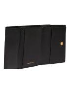 Marni Tri-fold Wallet - Fuchsia