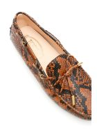 Tod's Heaven Gommino Loafers - BRANDY SCURO (Brown)