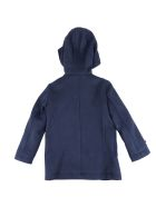 Jeckerson Coat Coat - BLUE