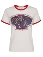 McQ Alexander McQueen Surf Motel T-shirt - White