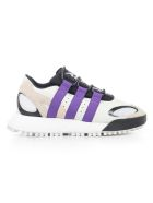 Adidas Originals by Alexander Wang Lace-up Sneakers - White Brown
