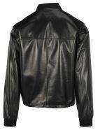 Prada Prada Reversible Jacket - BLACK