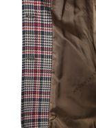Mackintosh Long Coat - MULTICOLOR