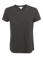 James Perse Vintage T-shirt - Blk