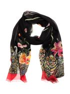 Etro Floral Paisley Print Scarf - Basic