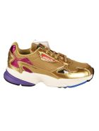Adidas Falcon Sneakers - Gold