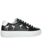 M.O.A. master of arts Moa Master Of Arts Victoria Flamingo Sneakers - Nero