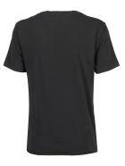 Saint Laurent T-shirt - Noir/doree