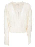Acne Studios Kella Cable Sweater