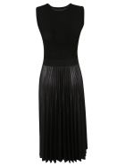 Givenchy Sleeveless Midi Dress - Black