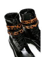 Dawni Leopard-printed Straps - LEOPARDATO (Brown)