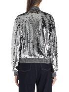 Golden Goose 'scarlett' Jacket - Silver