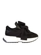 MM6 Maison Margiela Oversize Sole Sneakers - Black