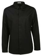 Christian Dior Concealed Fastening Shirt - Black