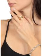 AMBUSH Golden Rilver Ring - GOLD