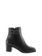Salvatore Ferragamo Ankle Boots - Black