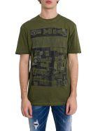 Dsquared2 T-shirt Ransom - Verde