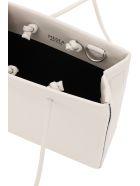 Medea Prima Short Crossbody Bag - PORCELAIN (White)