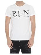 Philipp Plein Tshirt With Logo - White