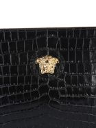 Versace Leather Pouch - NERO