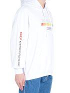 MSGM 'vitamine' Hoodie - White