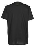 Prada T-shirt - Nero/fuxia