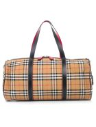 Burberry L Kennedy Holdall - Aantique Yellow