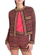 M Missoni Short Tweed Jacket - Multicolor