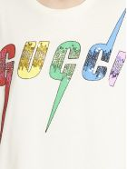 Gucci 'gucci Flash' T-shirt - White