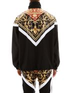 Versace Le Pop Classique Jacket - Rosso Stampa