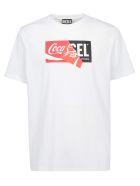 Diesel T-shirt - White
