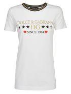 Dolce & Gabbana T-shirt - Bianco ottico