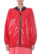 Givenchy Hooded Wind Jacket - ROSSO