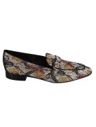 Church's Floral Print Loafers - Ivory/Multicolor