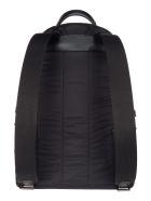 Dolce & Gabbana Dolce&gabbana Dolce & Gabbana Logo Print Backpack - BLACK + MULTI