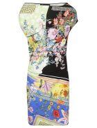 Versace Printed Dress - Basic