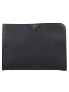 Prada Document Holder - Nero