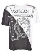Versace Two-toned Medusa T-shirt