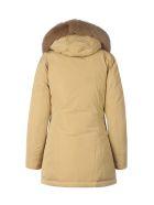 Woolrich Luxury Arctic Parka Fox - Gold Khaki