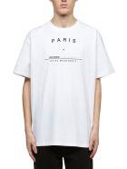 Raf Simons Short Sleeve T-Shirt - Bianco nero