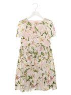 Dolce & Gabbana 'gigli' Dress - Multicolor