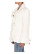 Khrisjoy Padded Tailoring Jacket - Bianco