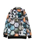 Molo Multicolor Lightweight Jacket - Unica
